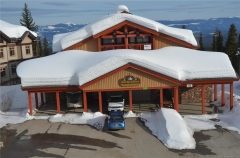 Real Estate Listing   #2 5885 Snowpines Way, Big White